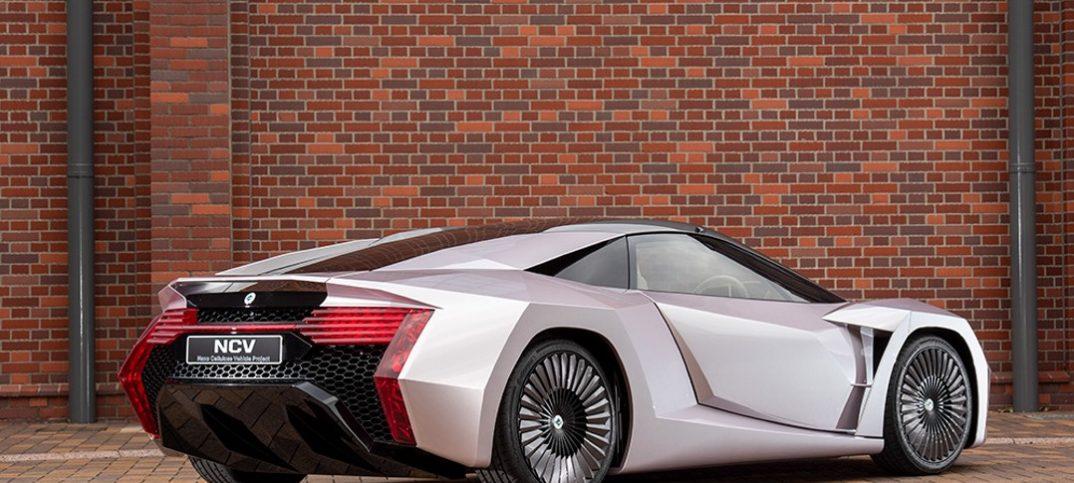 Nano Cellulose Vehicle Concept (2019)