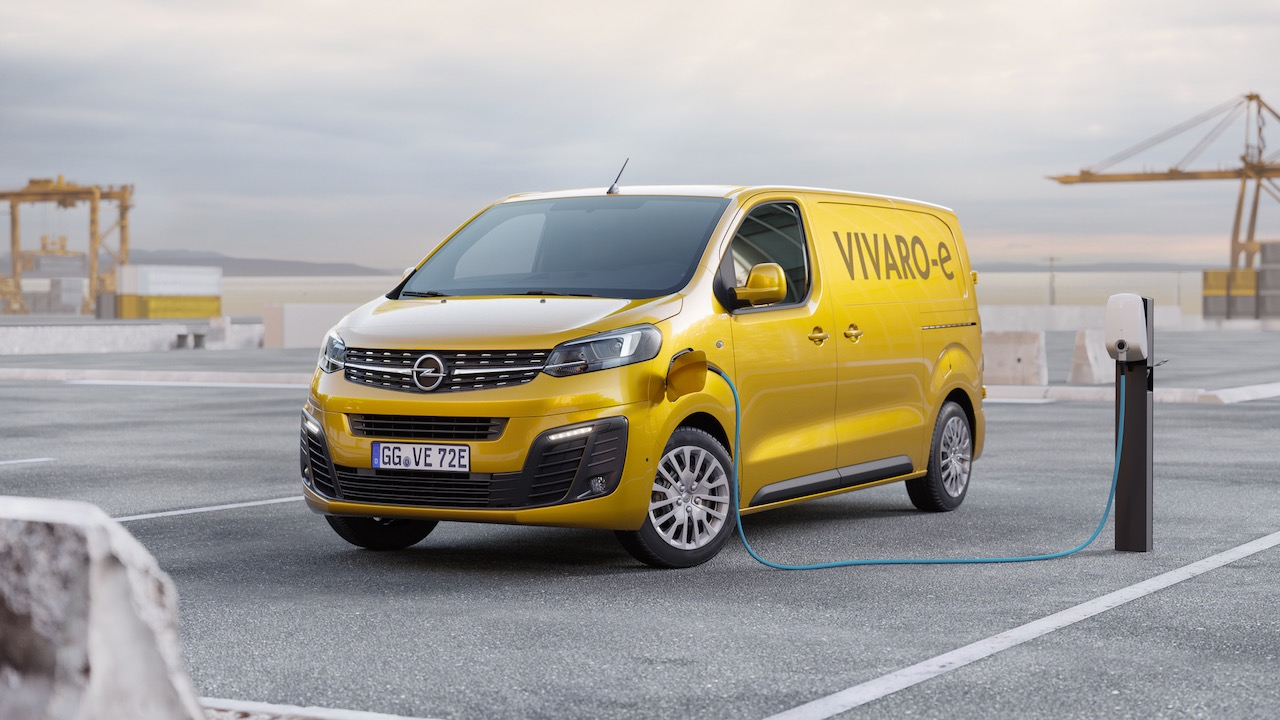 2020 Opel Vivaro Review and Release date