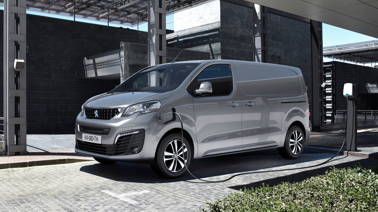 Peugeot e-Expert – 1