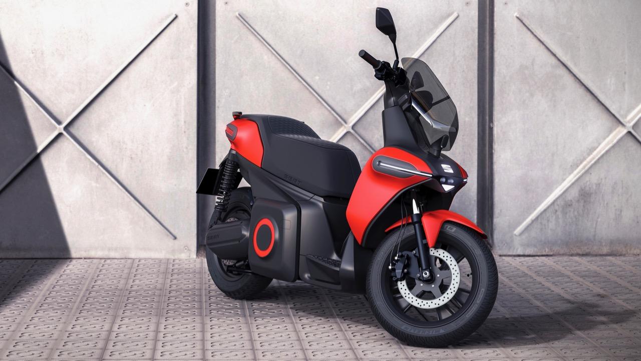 SEAT e-Scooter Concept – 2