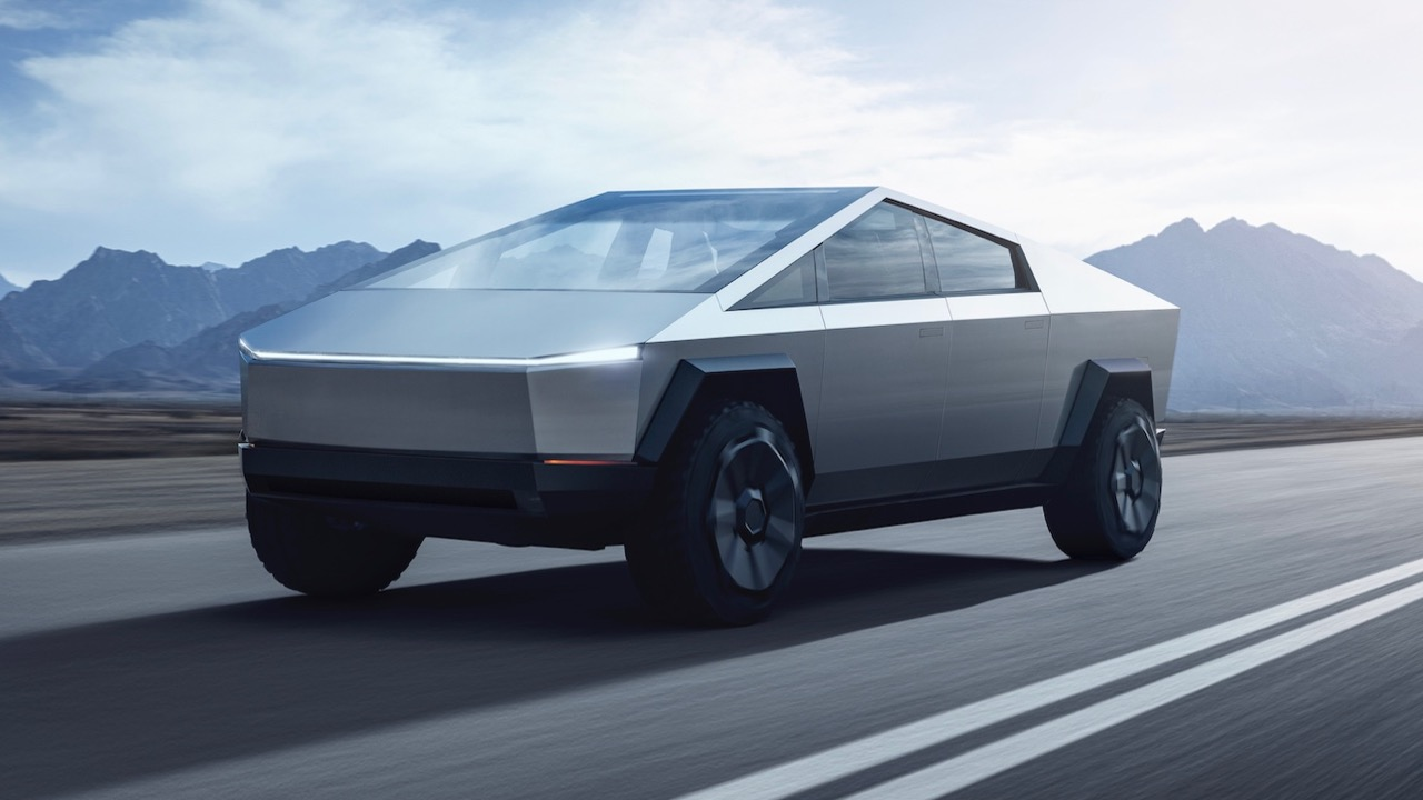 Tesla Cybertruck 2022 – 4