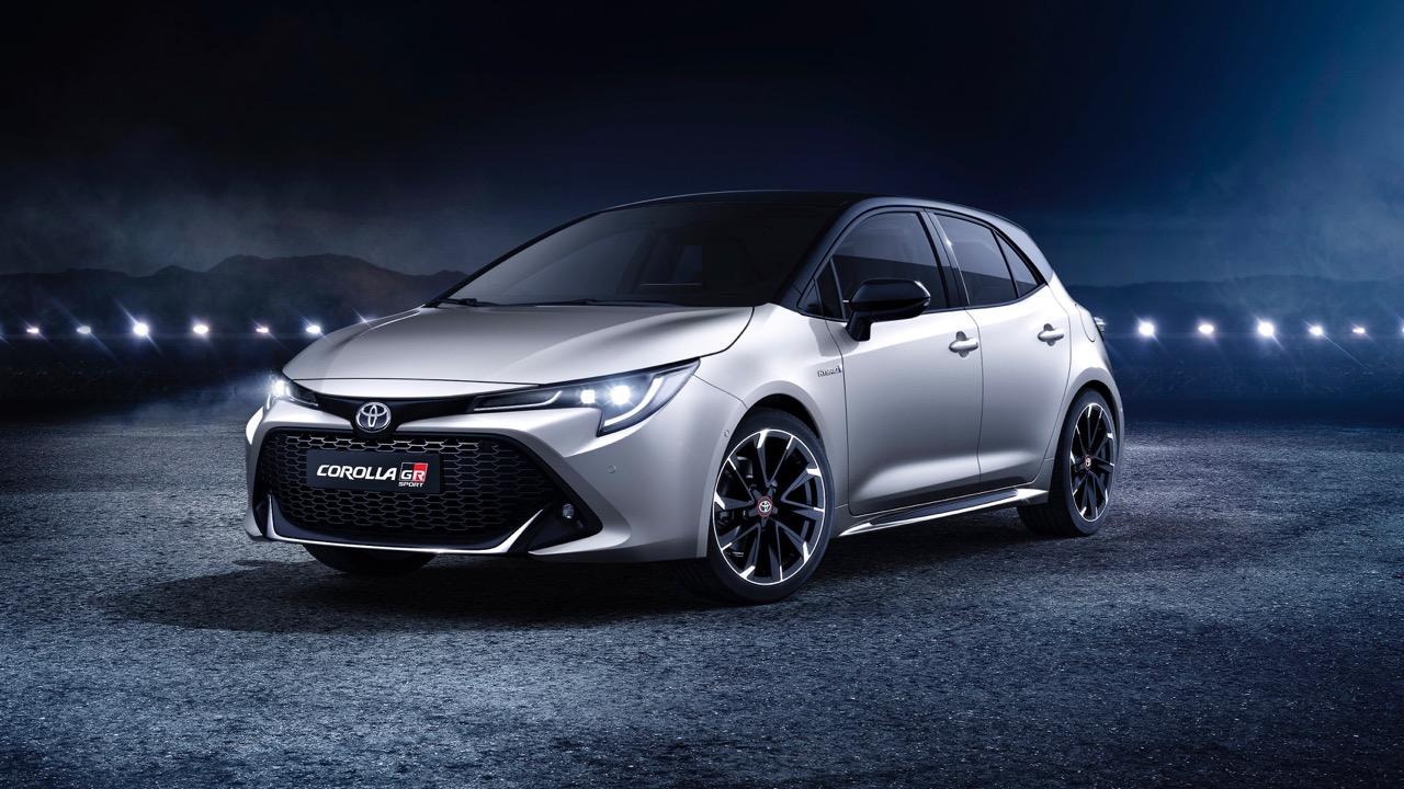 Toyota Corolla GR-Sport – 1