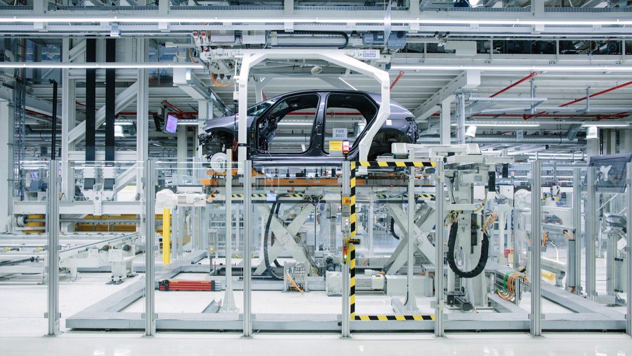 ID – Workshop bei VW Sachsen