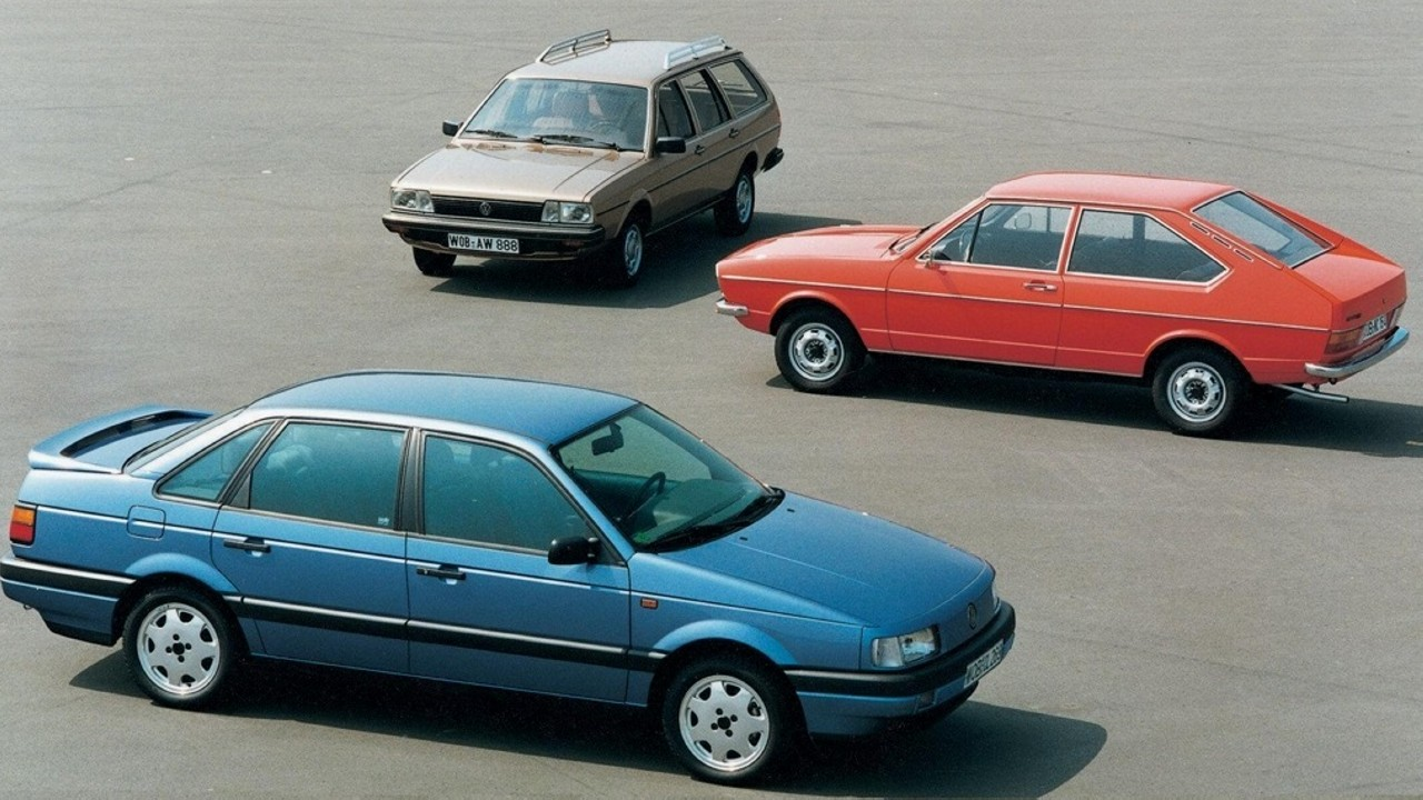 Volkswagen Passat 03