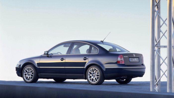 Volkswagen Passat (B5.5)