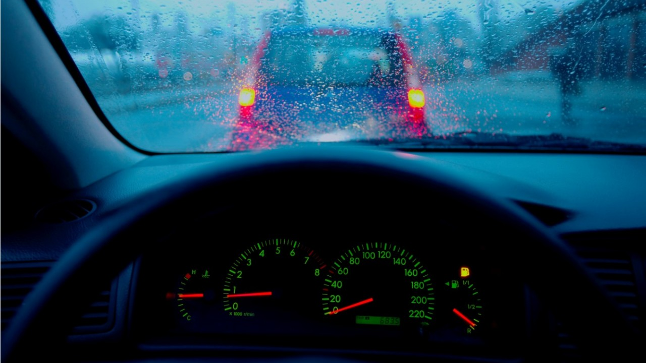 conduccion lluvia