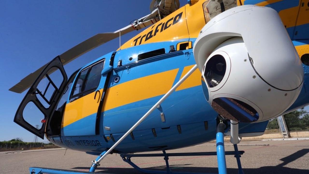 helicoptero Pegasus DGT – 2