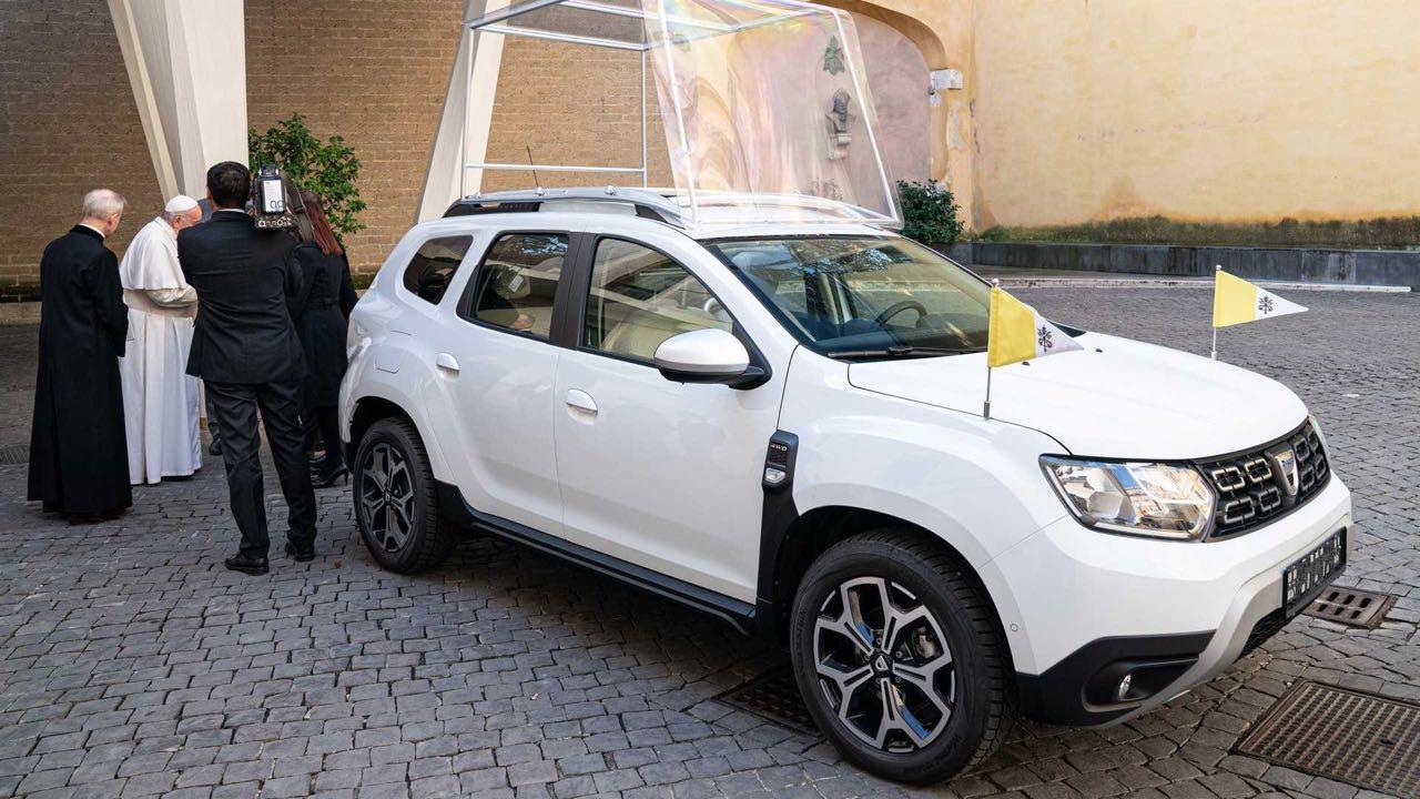 papamovil Dacia Duster – 1
