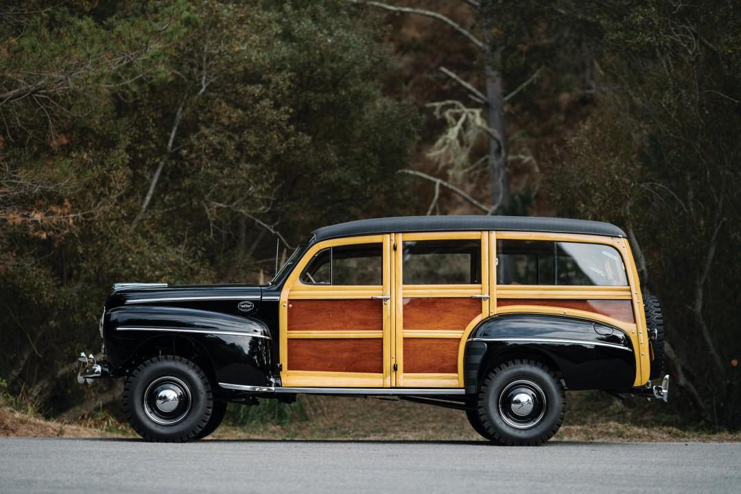 1948 Ford Super Deluxe V8 Marmon-Herrington Wagon 4×4 (5)