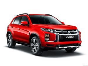 Mitsubishi ASX 4WD Kaiteki 2020