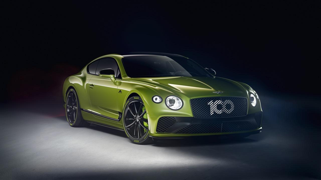 Bentley Continental GT Pikes Peak Edition – 2