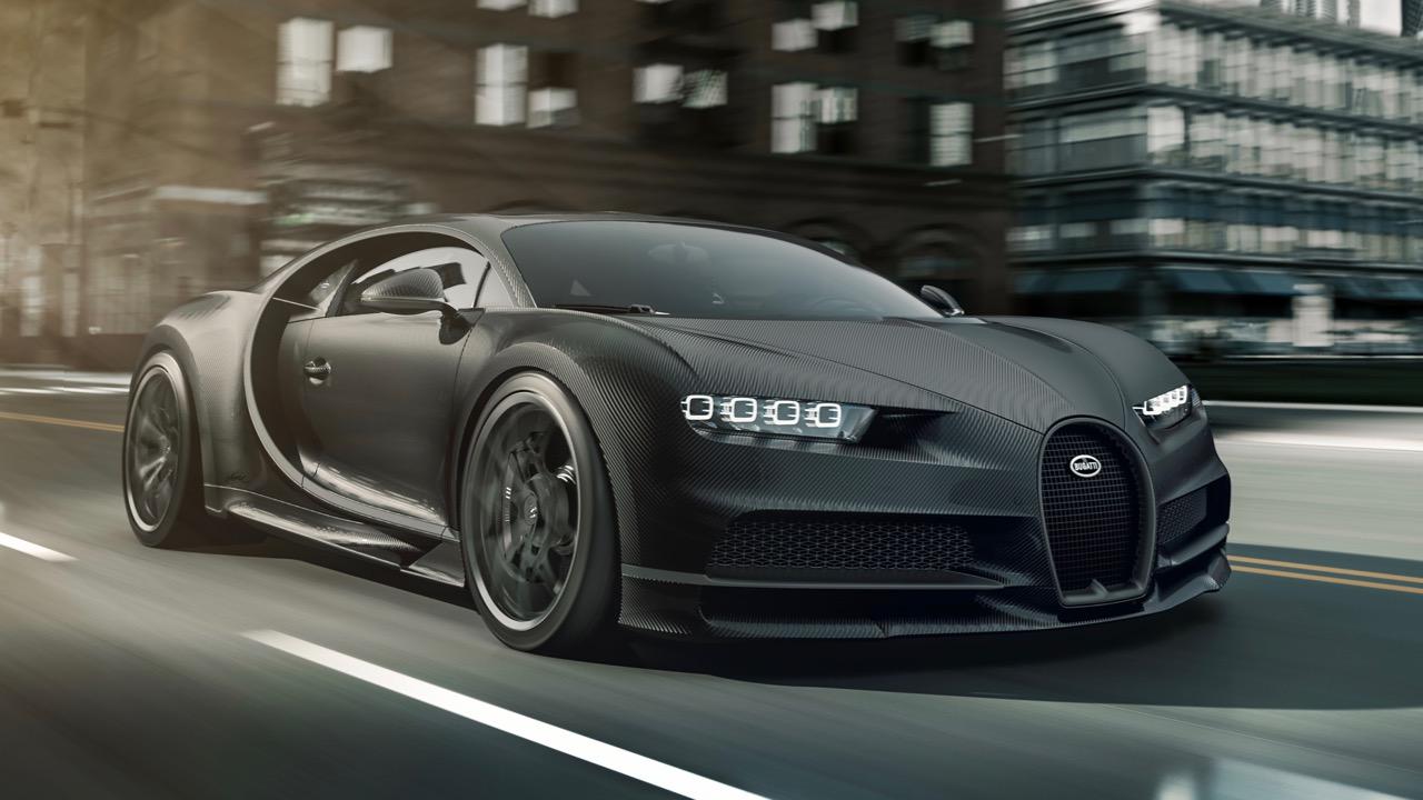 Bugatti Chiron Noire – 2