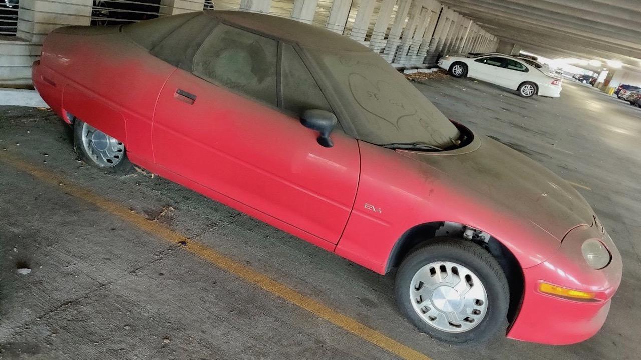 GM EV1 abandonado – 1
