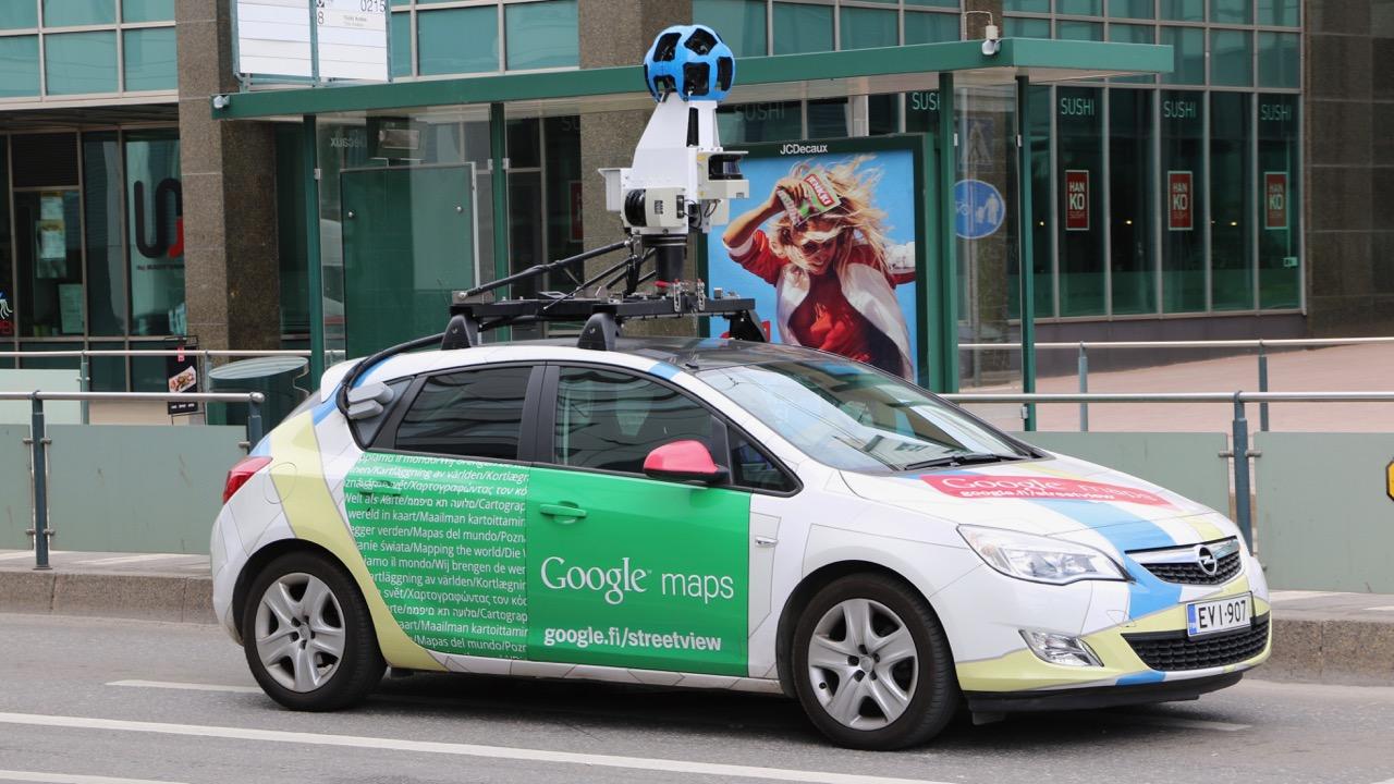Google Street View – 1