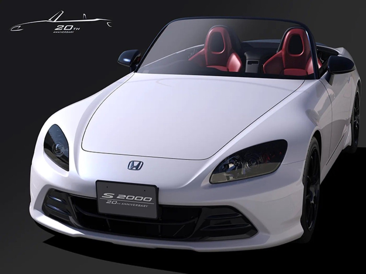 Honda S2000 20th Anniversary – 1