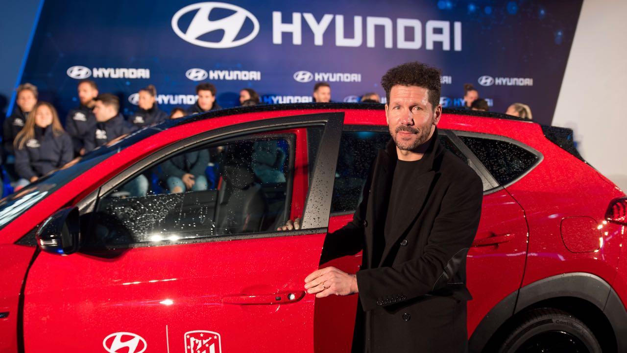 Hyundai Atletico de Madrid – 1