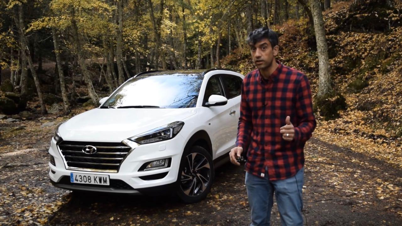 Hyundai Tucson video – 1