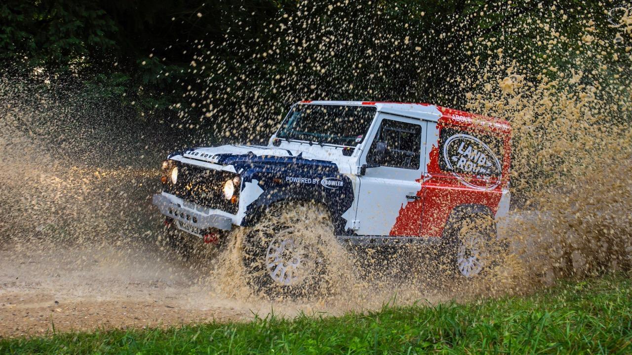 Jaguar Land Rover Bowler – 3