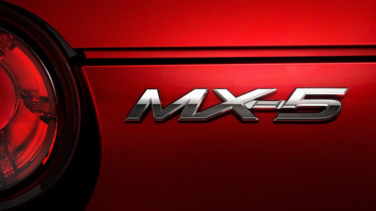 Mazda MX-5 – Logo