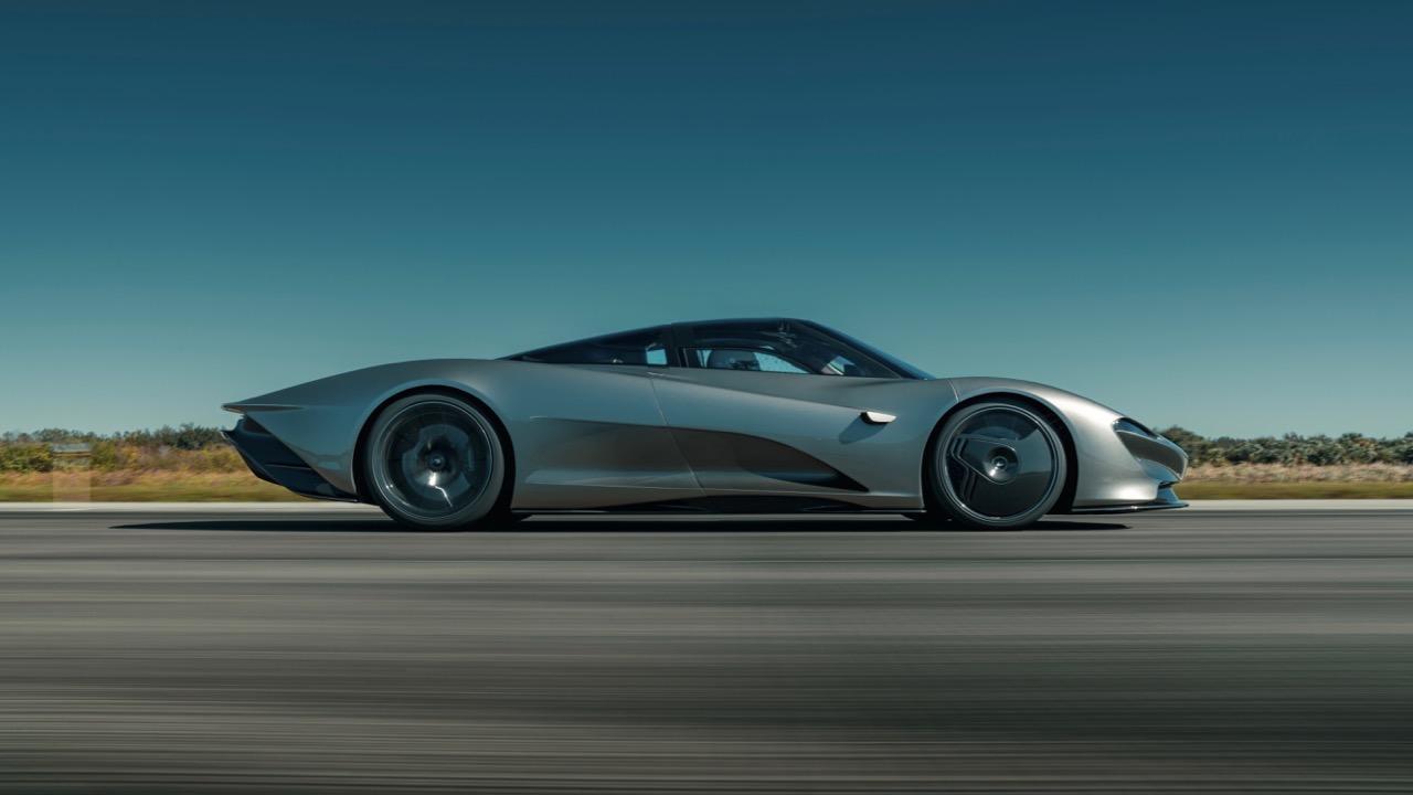 McLaren Speedtail velocidad – 8