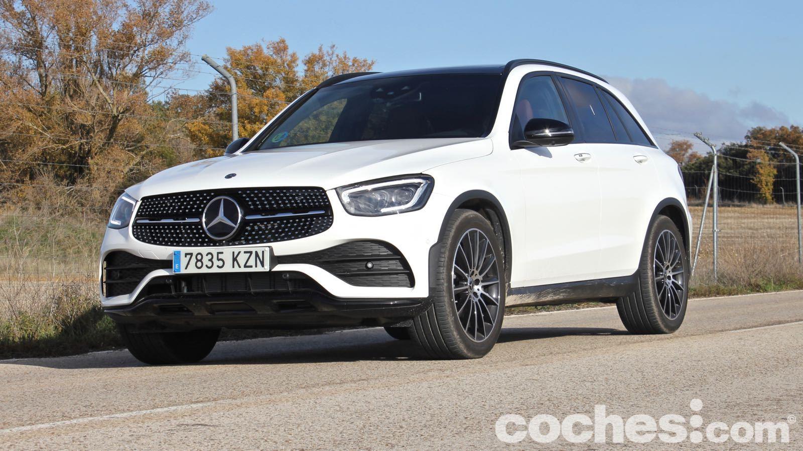 Mercedes GLC 200 prueba – 1