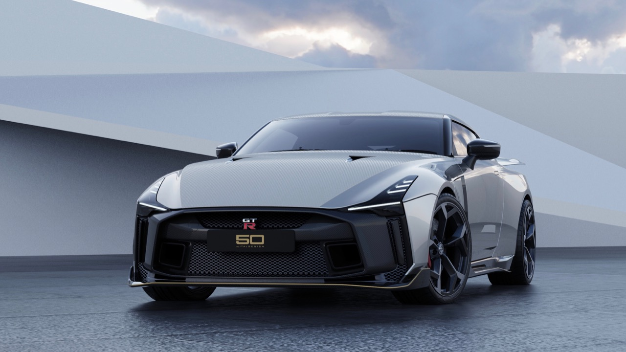 Nissan GT-R50 Italdesign – 13