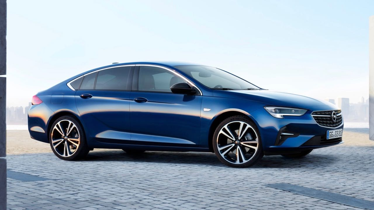 2020 New Opel Insignia Picture