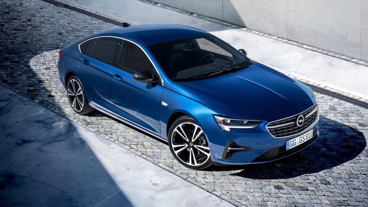 Opel Insignia 2020 – 2