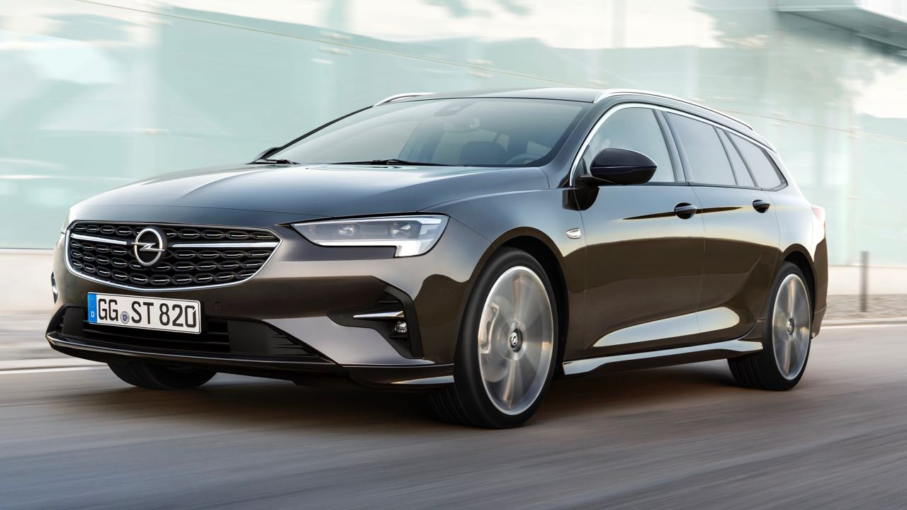 Opel Insignia Sports Tourer 2020 – 4