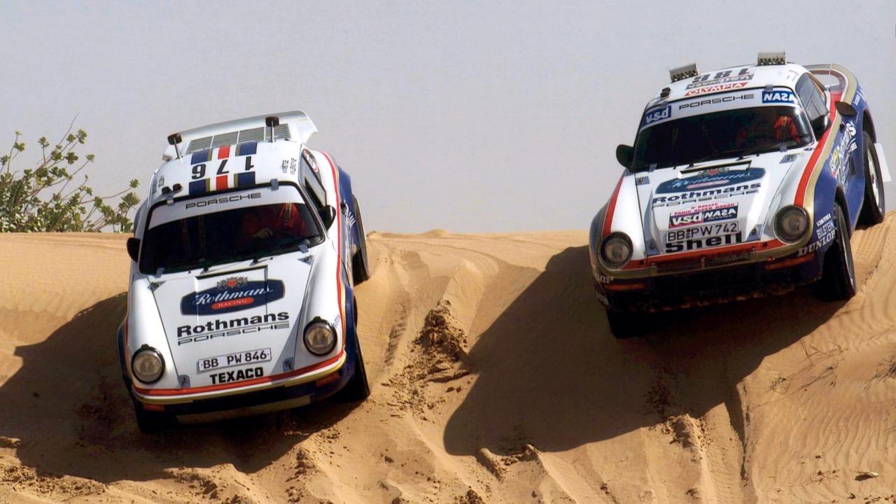 Porsche rally – 2 (1)