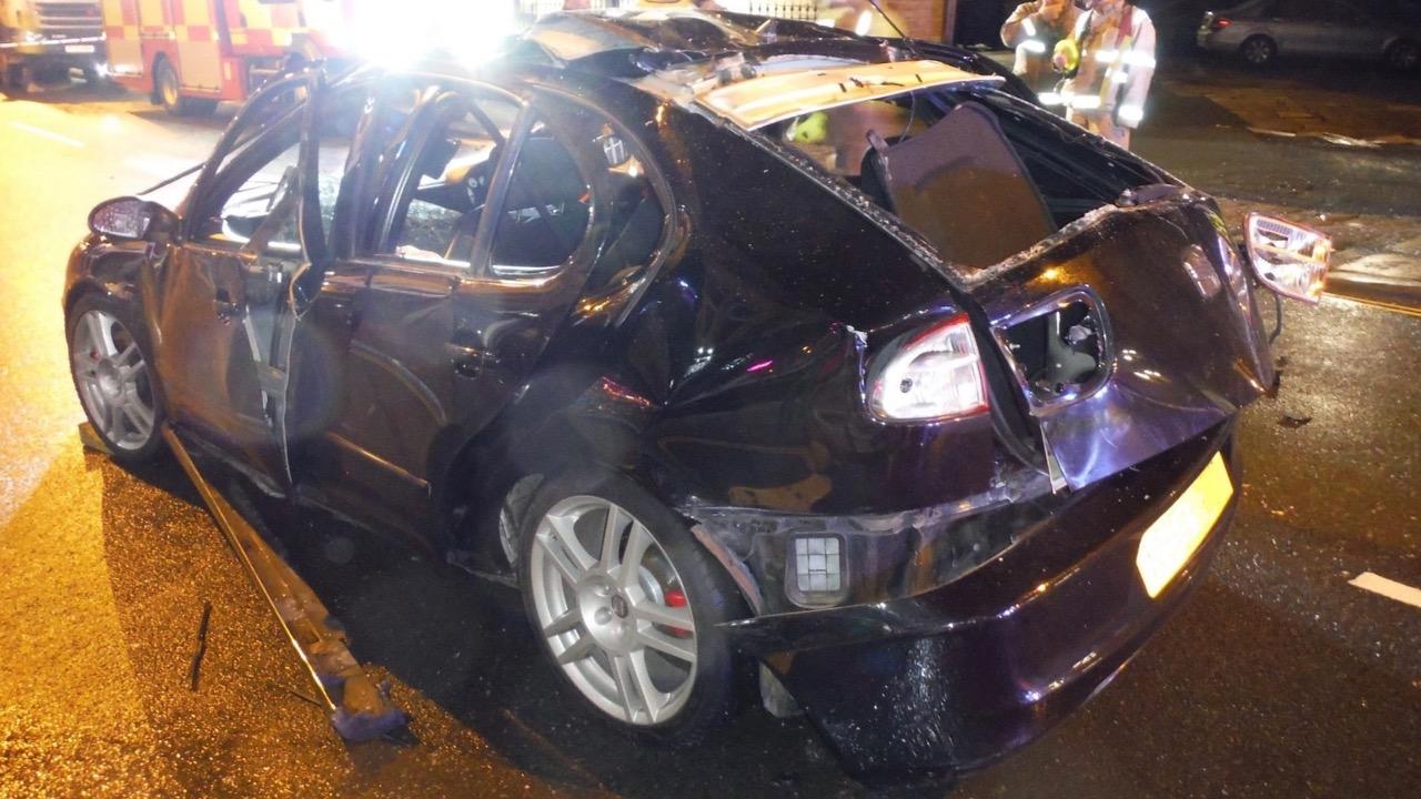 SEAT Leon explosion ambientador – 1
