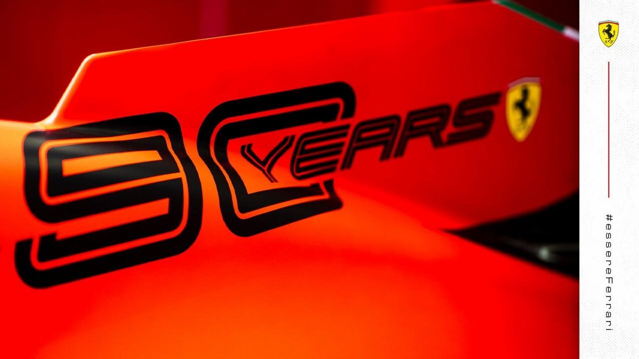 Scuderia Ferrari 90 Anos