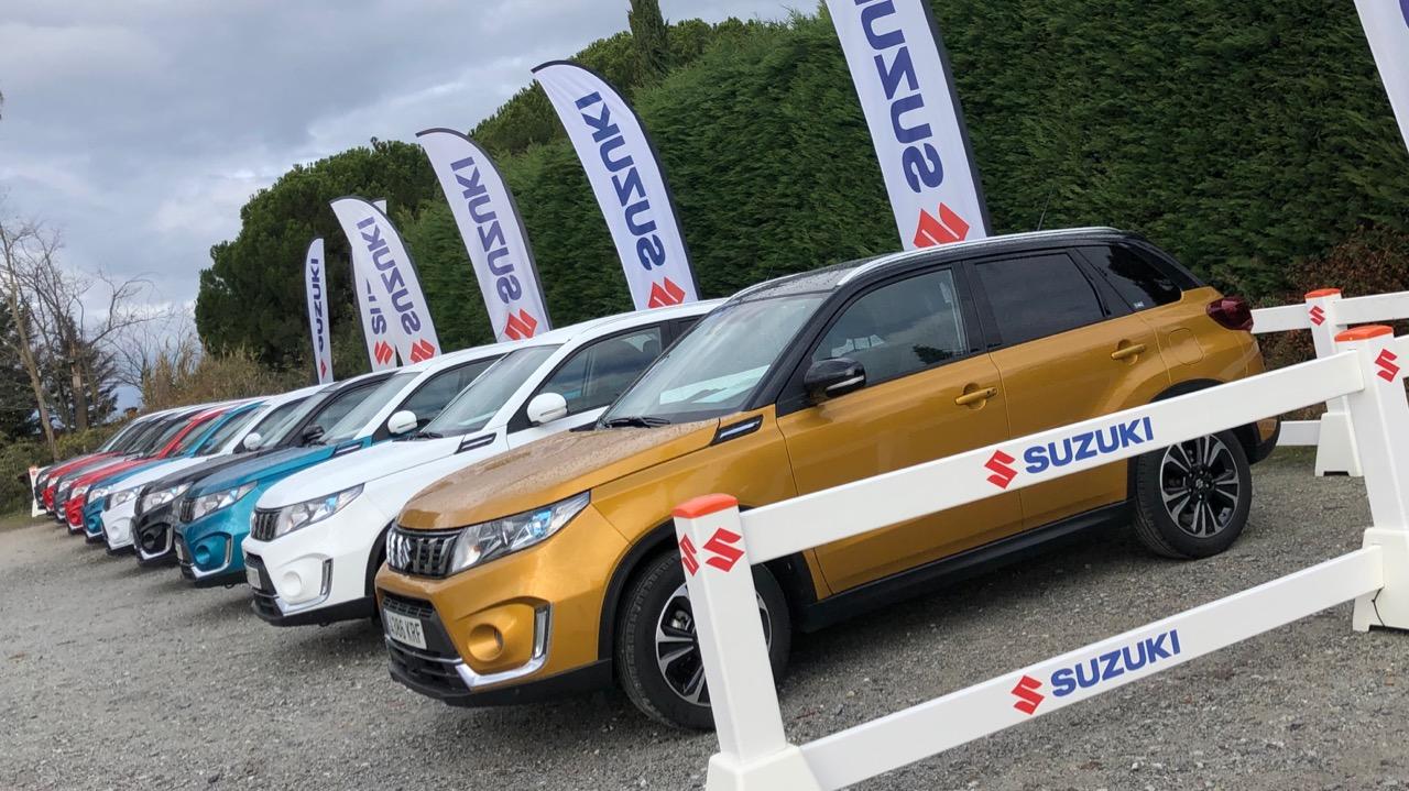 Suzuki Litros x Kilos 2019 – 1