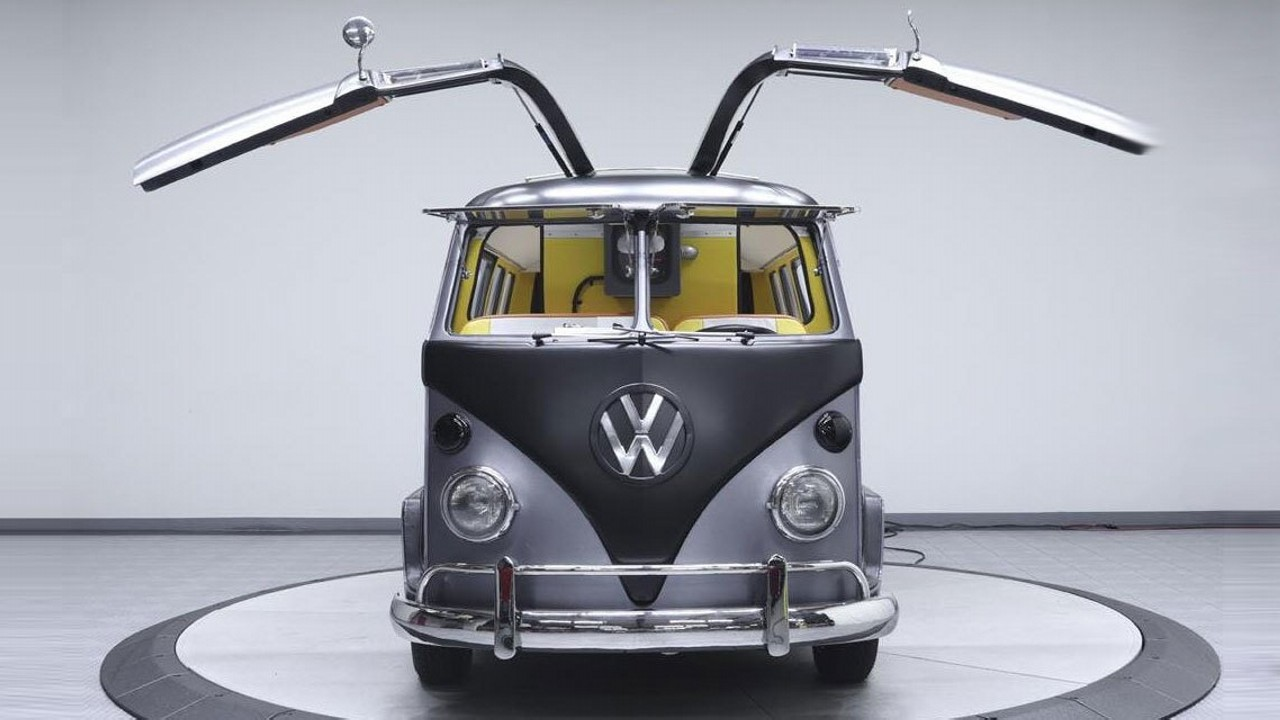 Volkswagen Kombi T1 – DeLorean – Exterior (7)