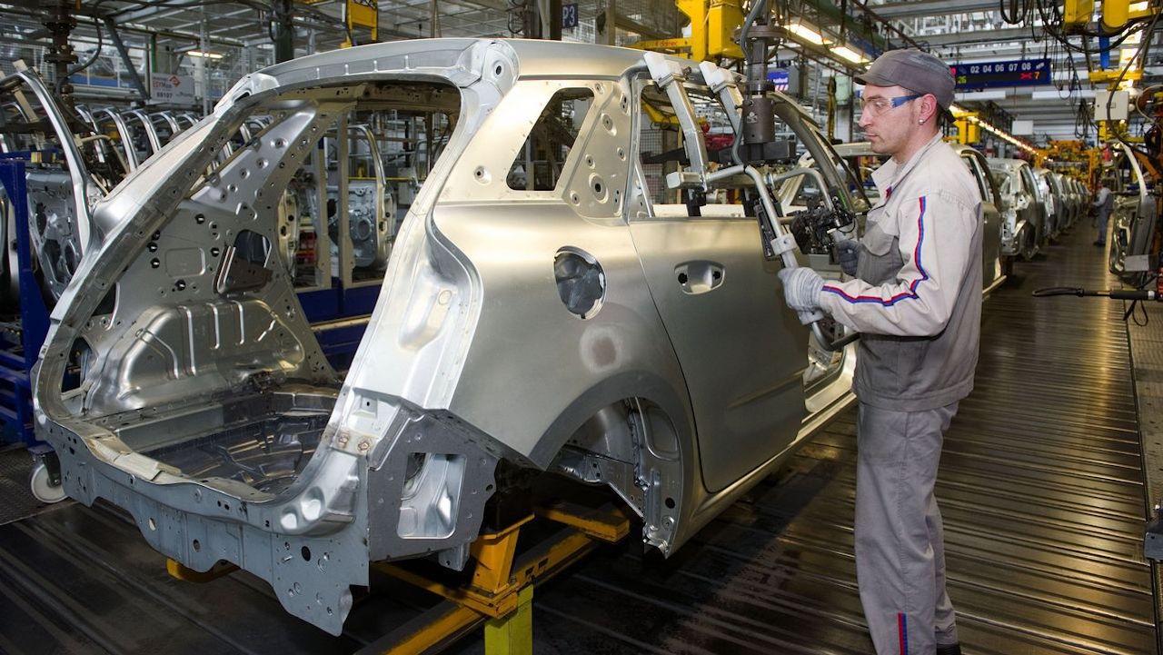 fabrica PSA Vigo