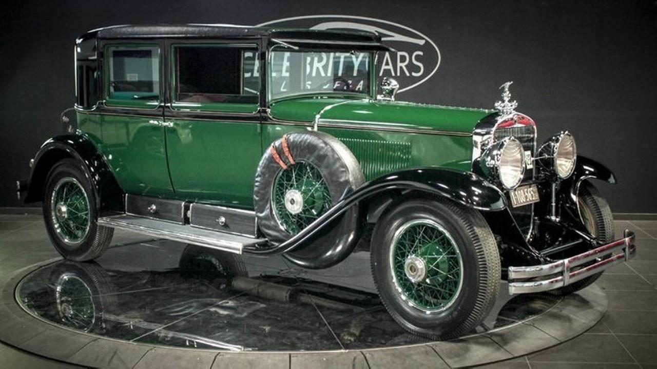 1928 Cadillac Series 341-A Town Sedan – Al Capone (7)