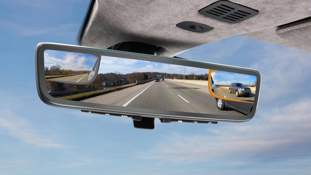 Aston Martin Gentex visibilidad – 3