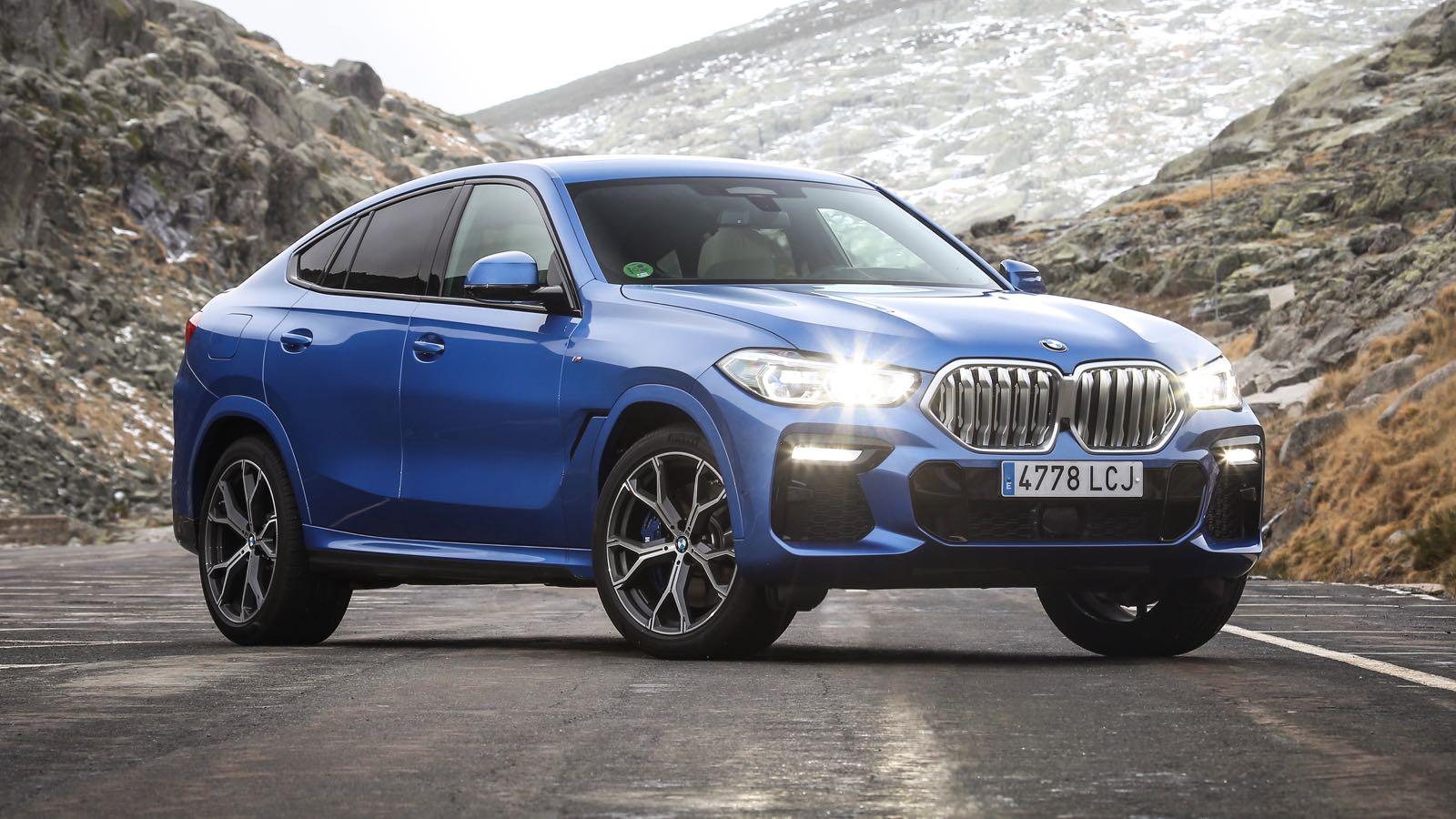 BMW X6 prueba – 1
