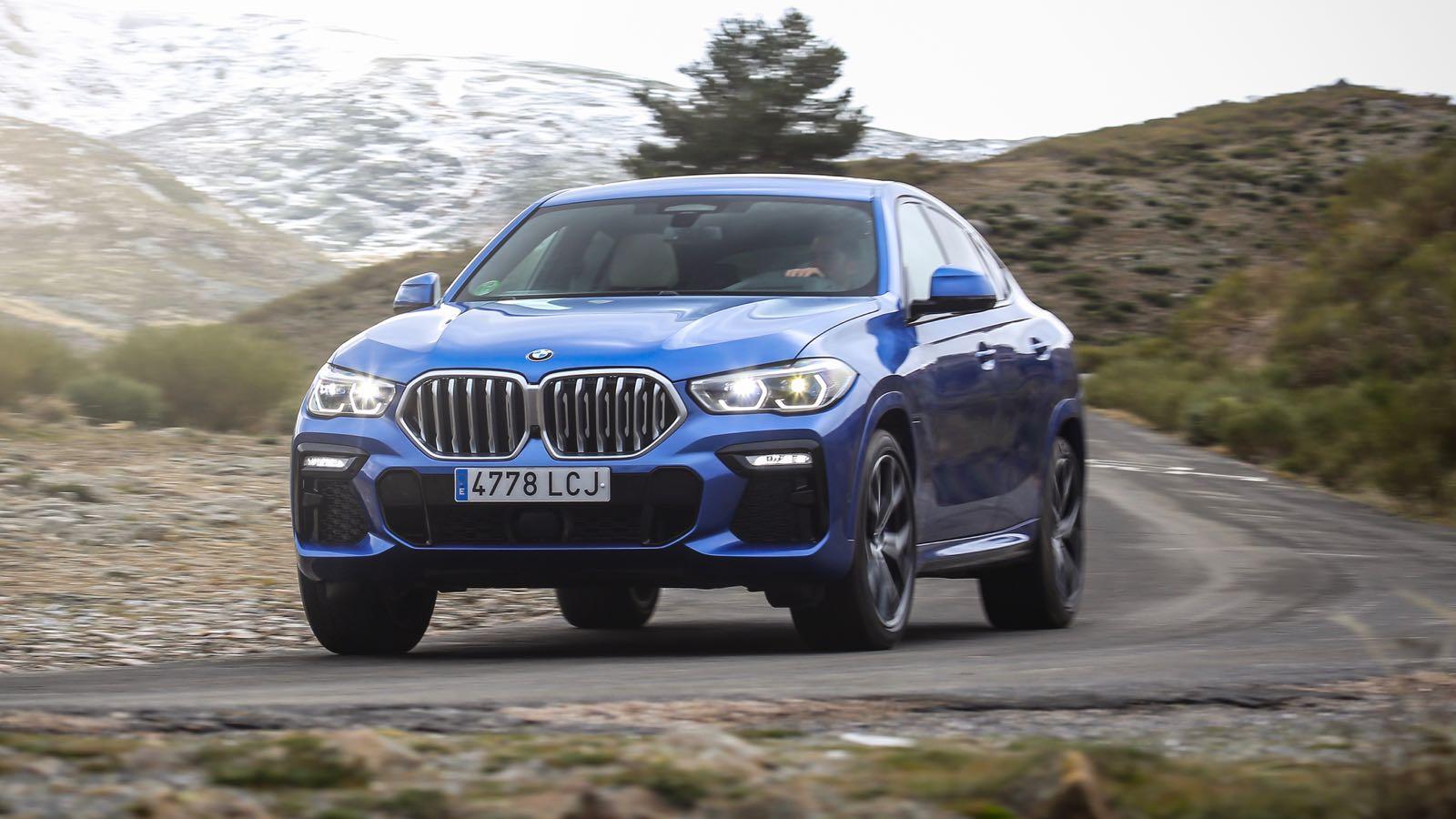 BMW X6 prueba – 25