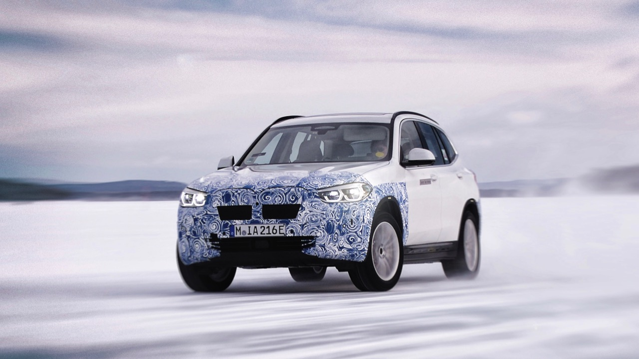 BMW iX3 datos provisionales – 3