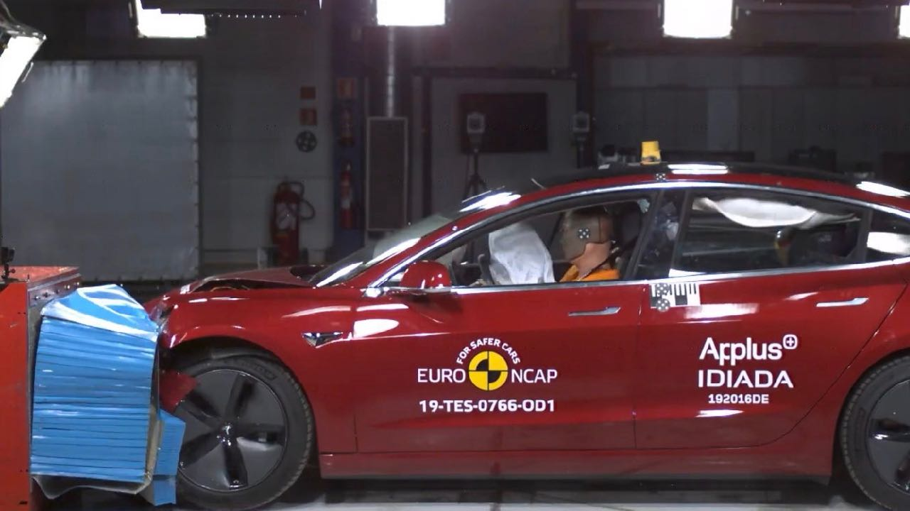 Euro NCAP Best 2019 – 1