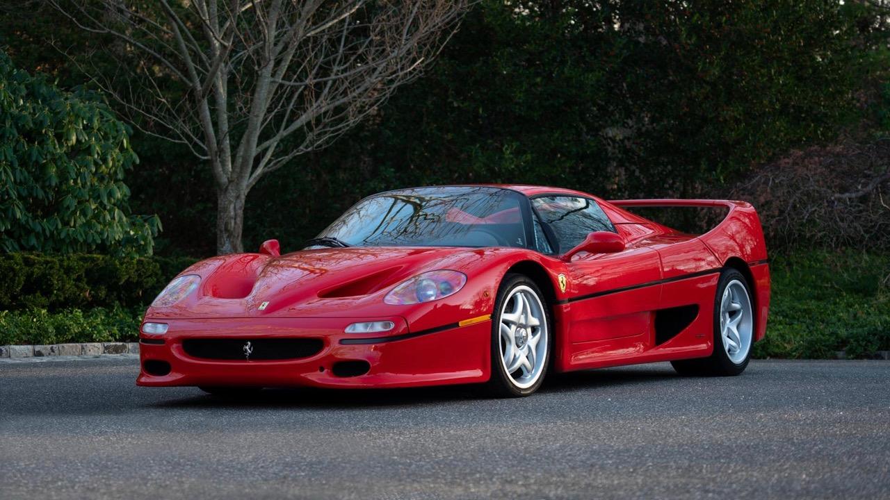 Ferrari F50 Prototipo – 10
