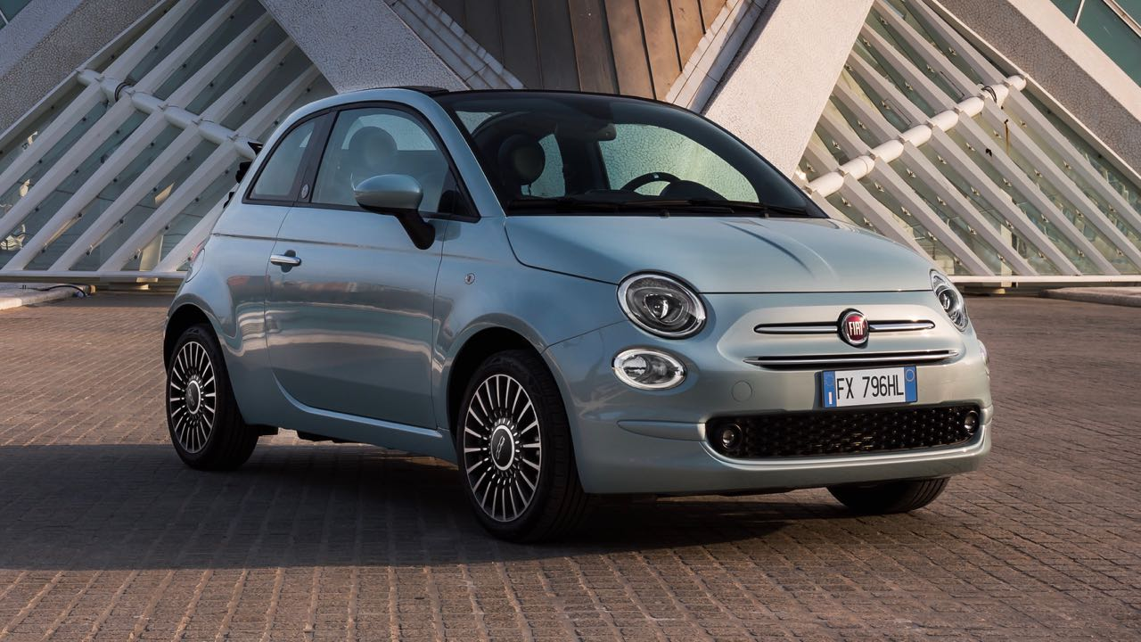 Fiat 500 Hybrid Launch Edition 2020 – 13