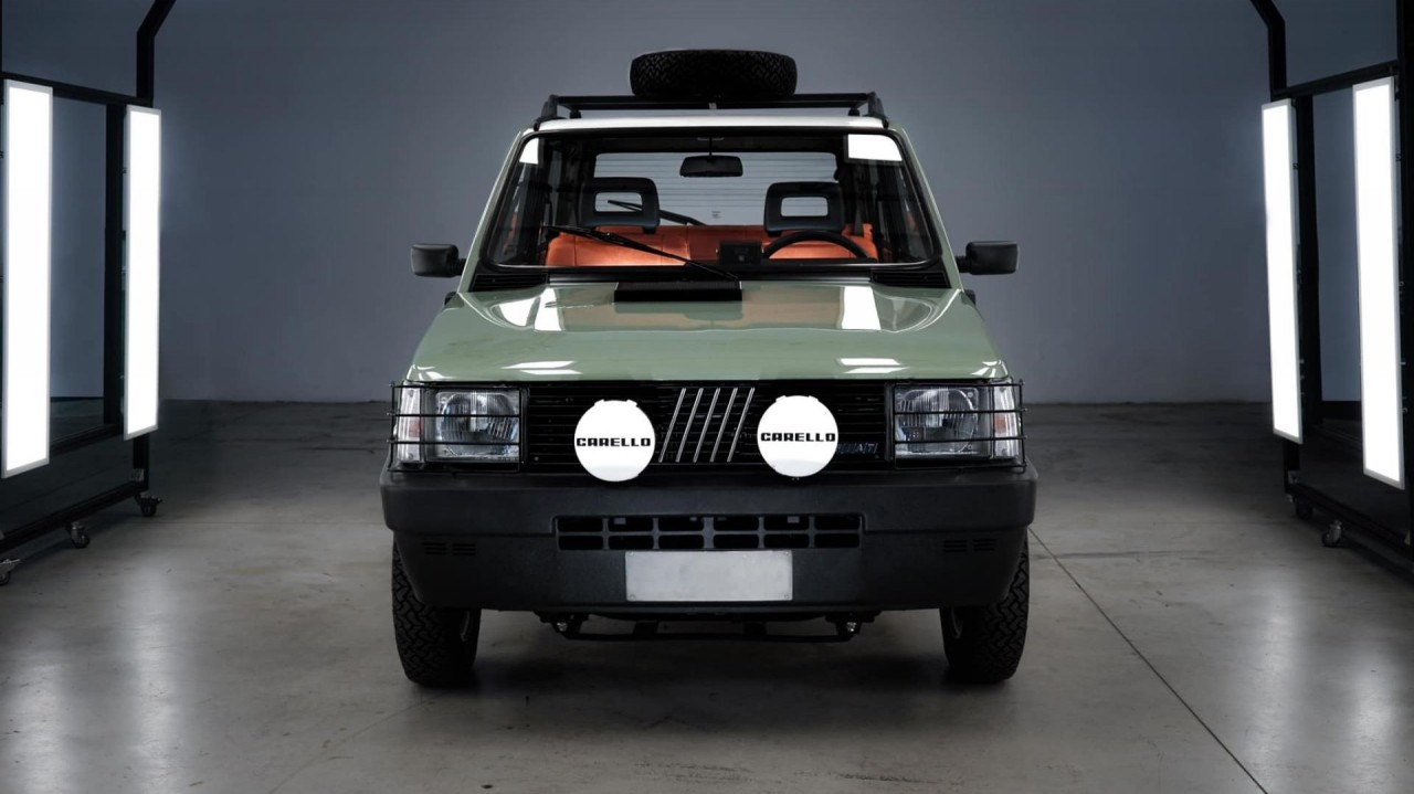 Fiat Panda 4×4 – Electrico – Garage Italia Cutoms (24)
