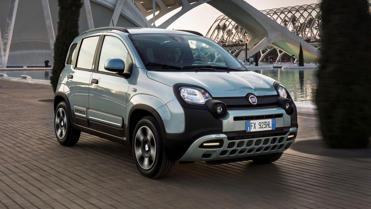 Fiat Panda Hybrid 2020 – 5