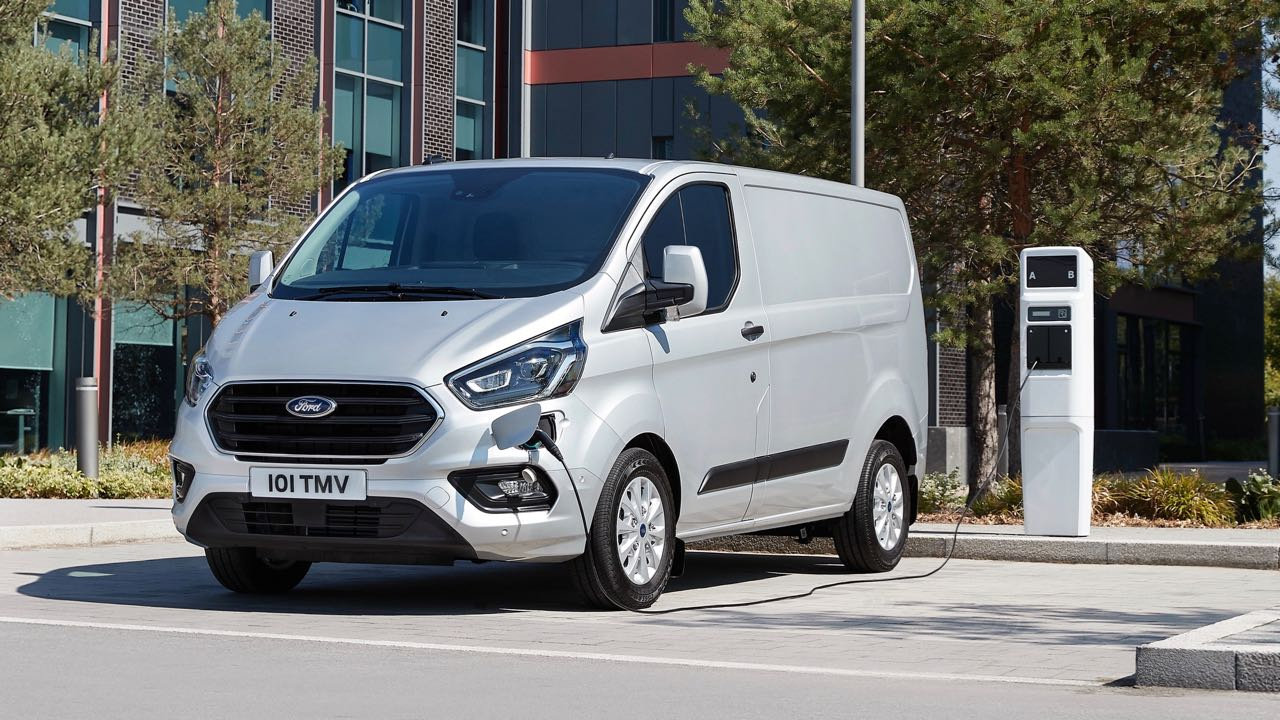 Ford Transit Custom PHEV 2020 – 5
