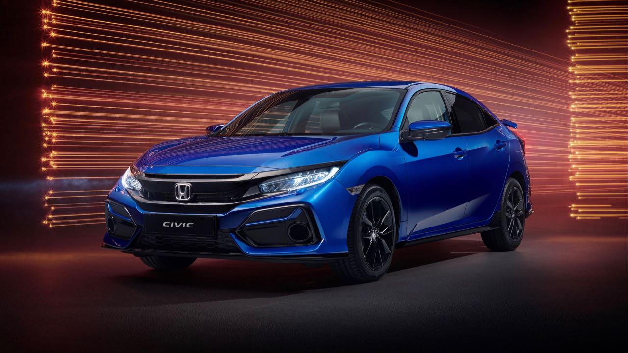 Honda Civc Sport Line 2020