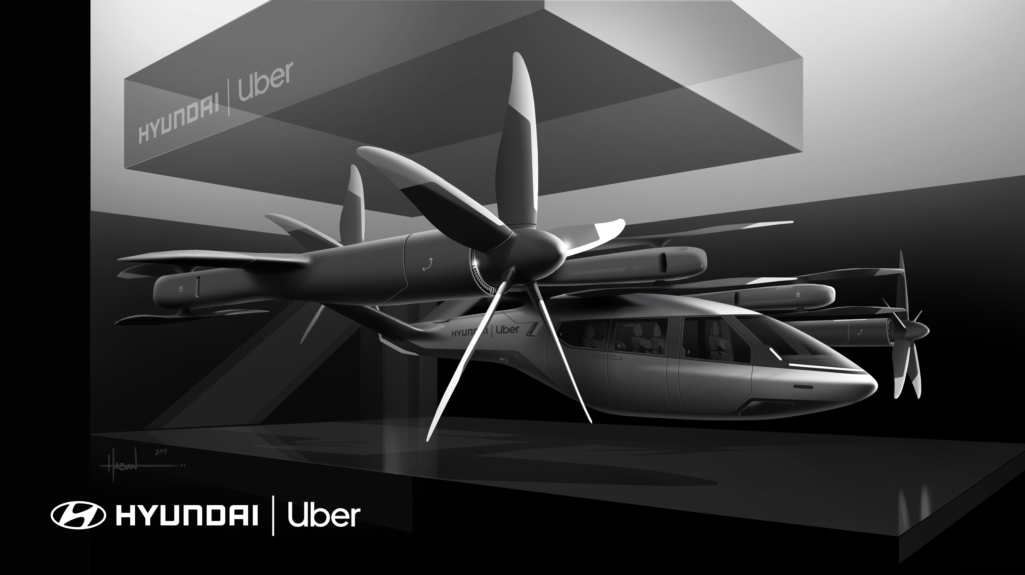 Hyundai – Uber – Transporte Aereo (2)
