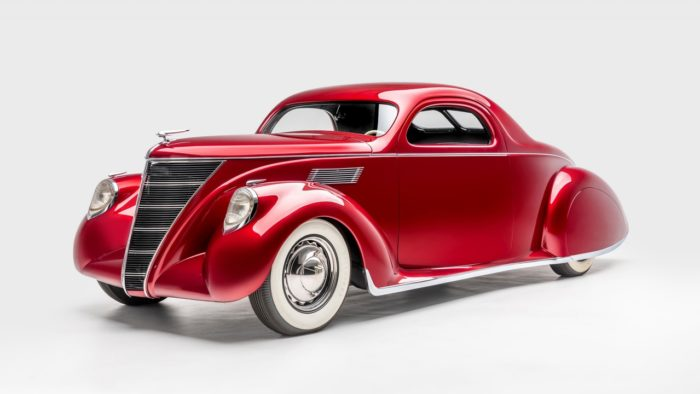"Lincoln Zephyr ""VooDoo Priest"" (1937)"
