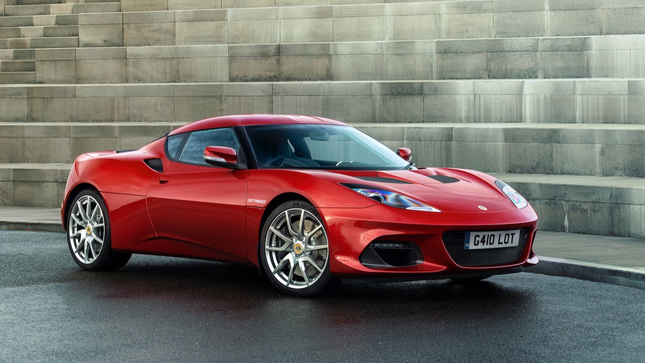 Lotus Evora GT410 Sport – 2